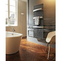 Sèche-serviettes ARBORESCENCE SMART eau chaude, 896 W