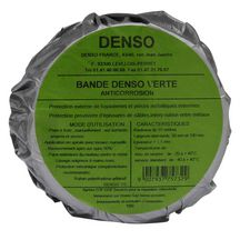 DENSO VERTE bande � froid de protection anti-corrosion bande en rouleau 100mmx10m r�f 818102
