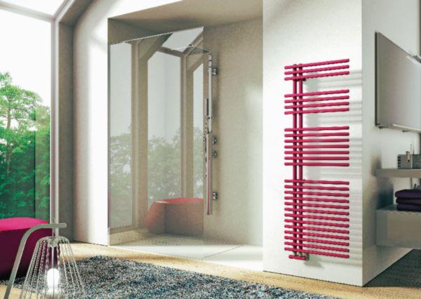 Sèche-serviettes FUNKY eau chaude 700 W