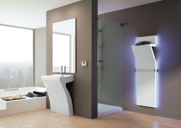 Sèche-serviettes TRATTO électrique 430 W