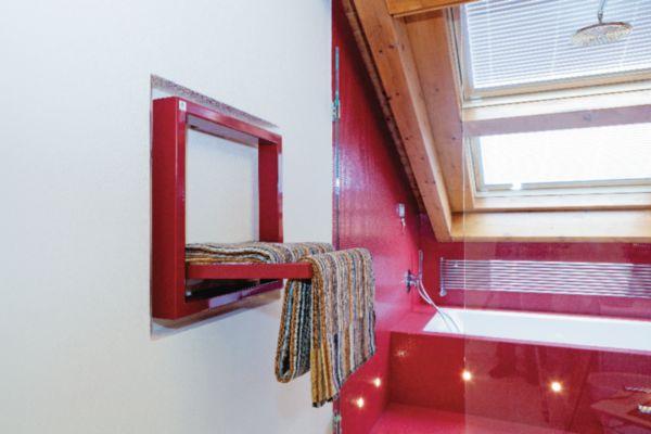 Sèche-serviettes TOWEL BOX électrique 250 W