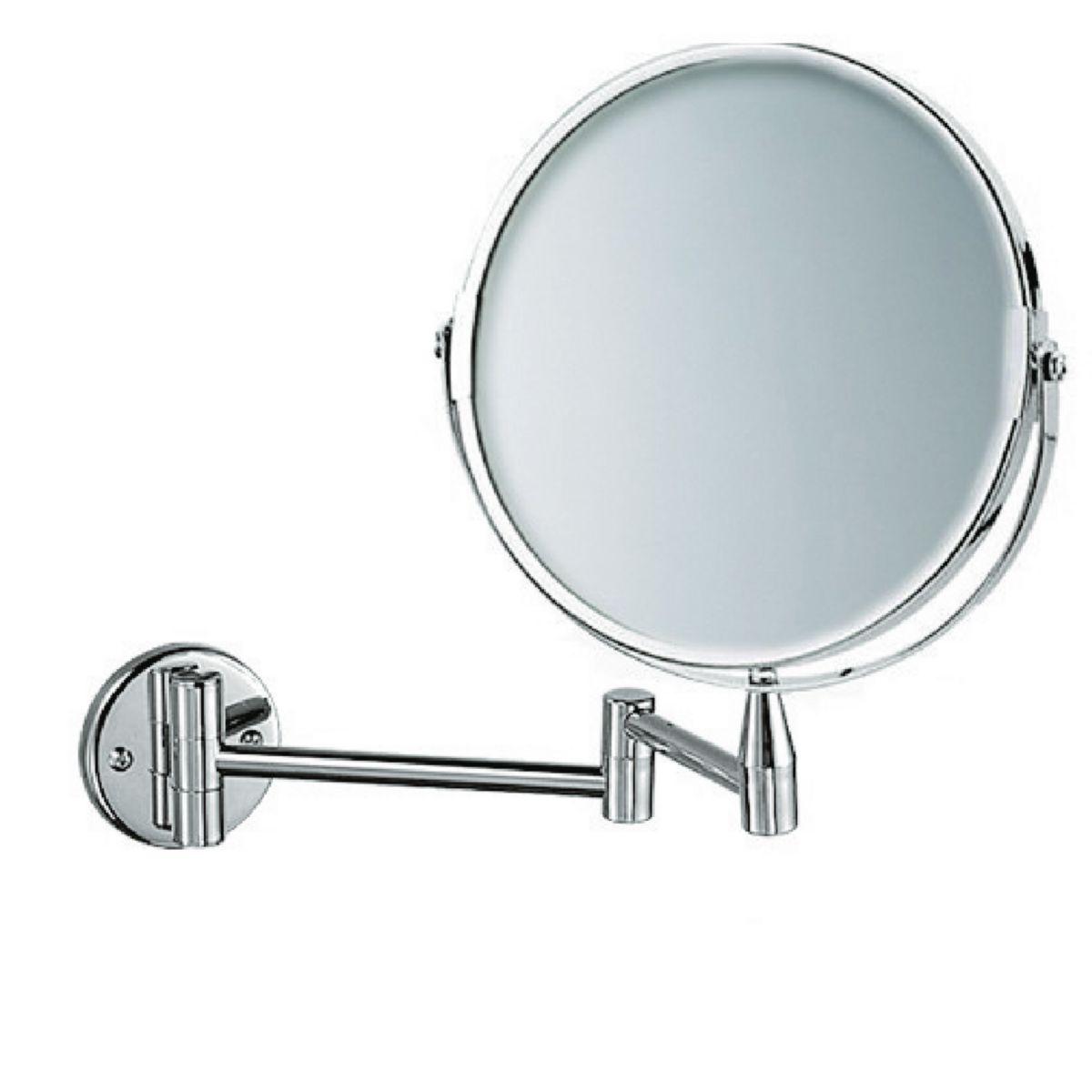 Miroir grossissant FELICIA, Ø 17 cm