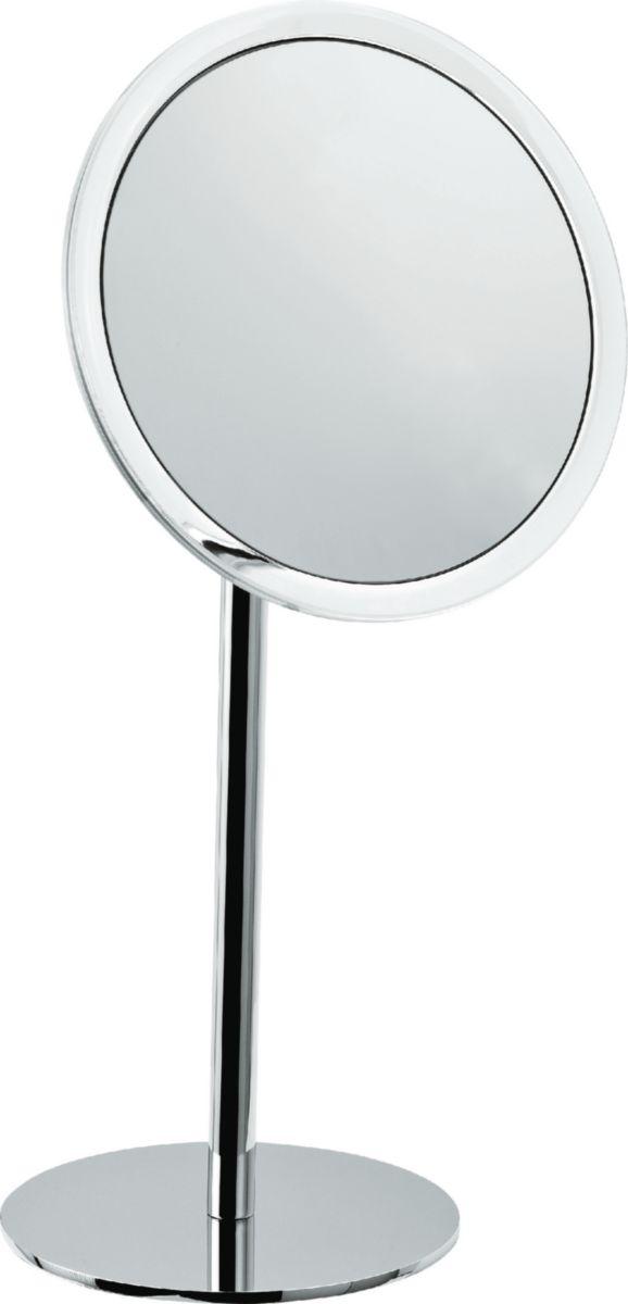 Miroir grossissant rond, à poser, Ø 20 cm