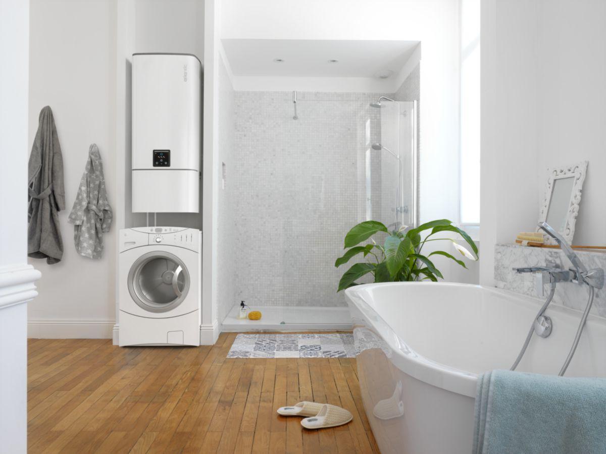 atlantic electrique chauffe eau lectrique plat lineo. Black Bedroom Furniture Sets. Home Design Ideas