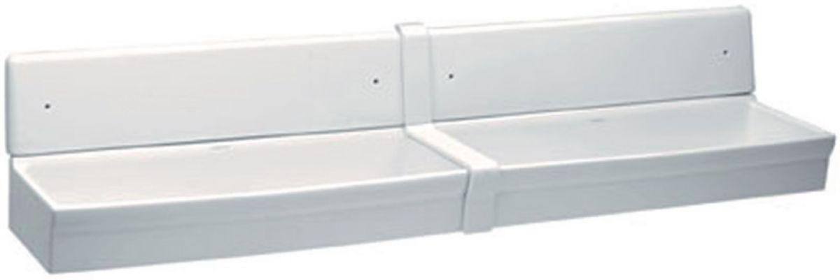 jacob delafon lavabo Lavabo DUO 100 x 37 céramique blanc Réf. EN290-00 ...