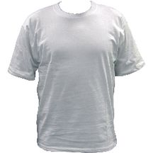 T-shirts blanc taille XL lot de 3