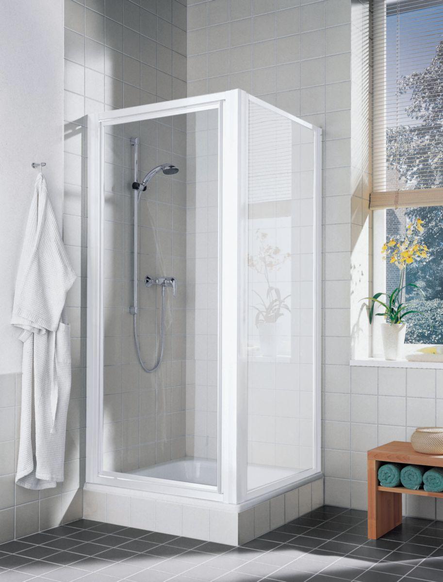 free pivots excentrs cada largeur mm hauteur mm profil blanc verre clair trait rf caktdpk. Black Bedroom Furniture Sets. Home Design Ideas