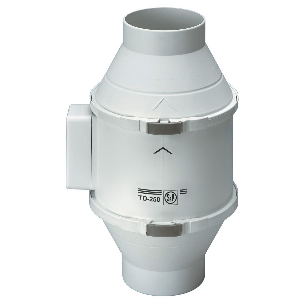 Extracteur D'Air Silencieux Salle De Bain ~ extraction individuelle ventilation chauffage et climatisation