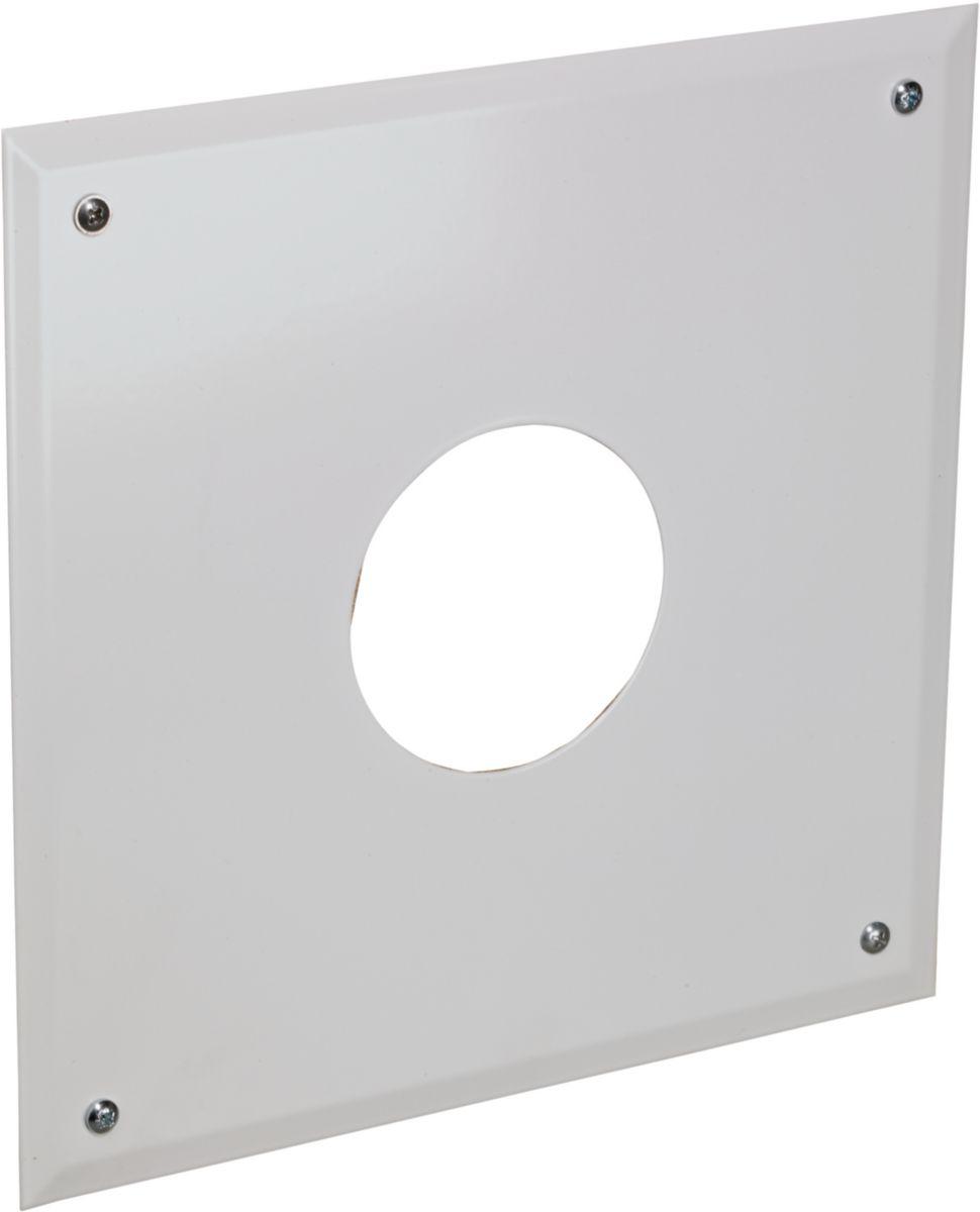 Plaque de connection cheminée simple paroi B23-C5 réf. 432380