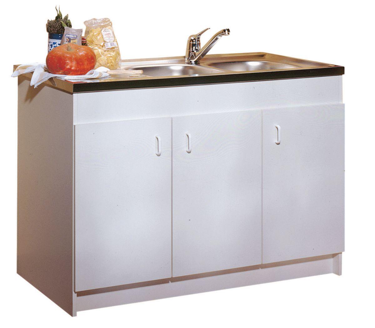 sous vier progres nf m lamin blanc 3 portes r f s10n03120 neova. Black Bedroom Furniture Sets. Home Design Ideas