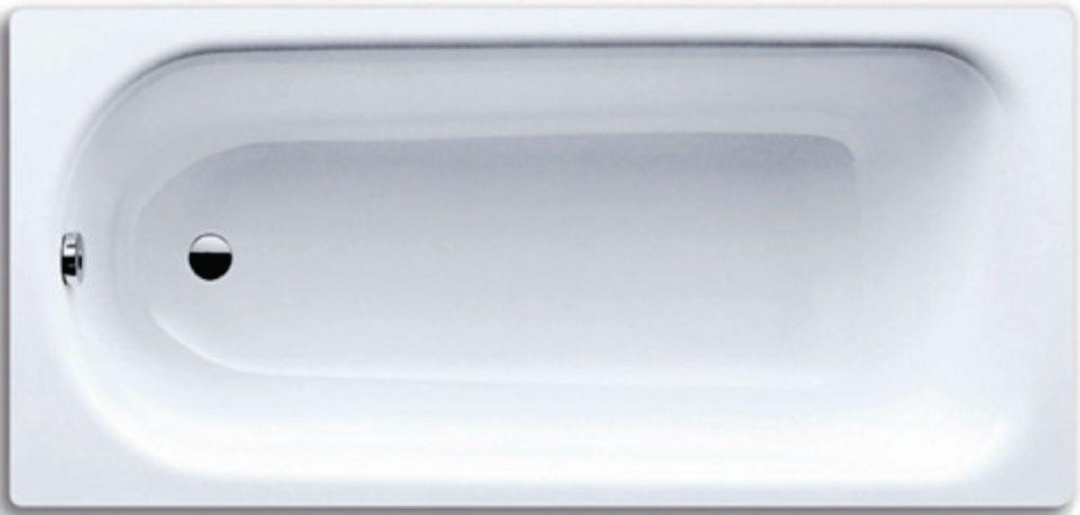 Kaldewei Baignoire Acier Eurowa 140x70cm Sans Pied Percee 1