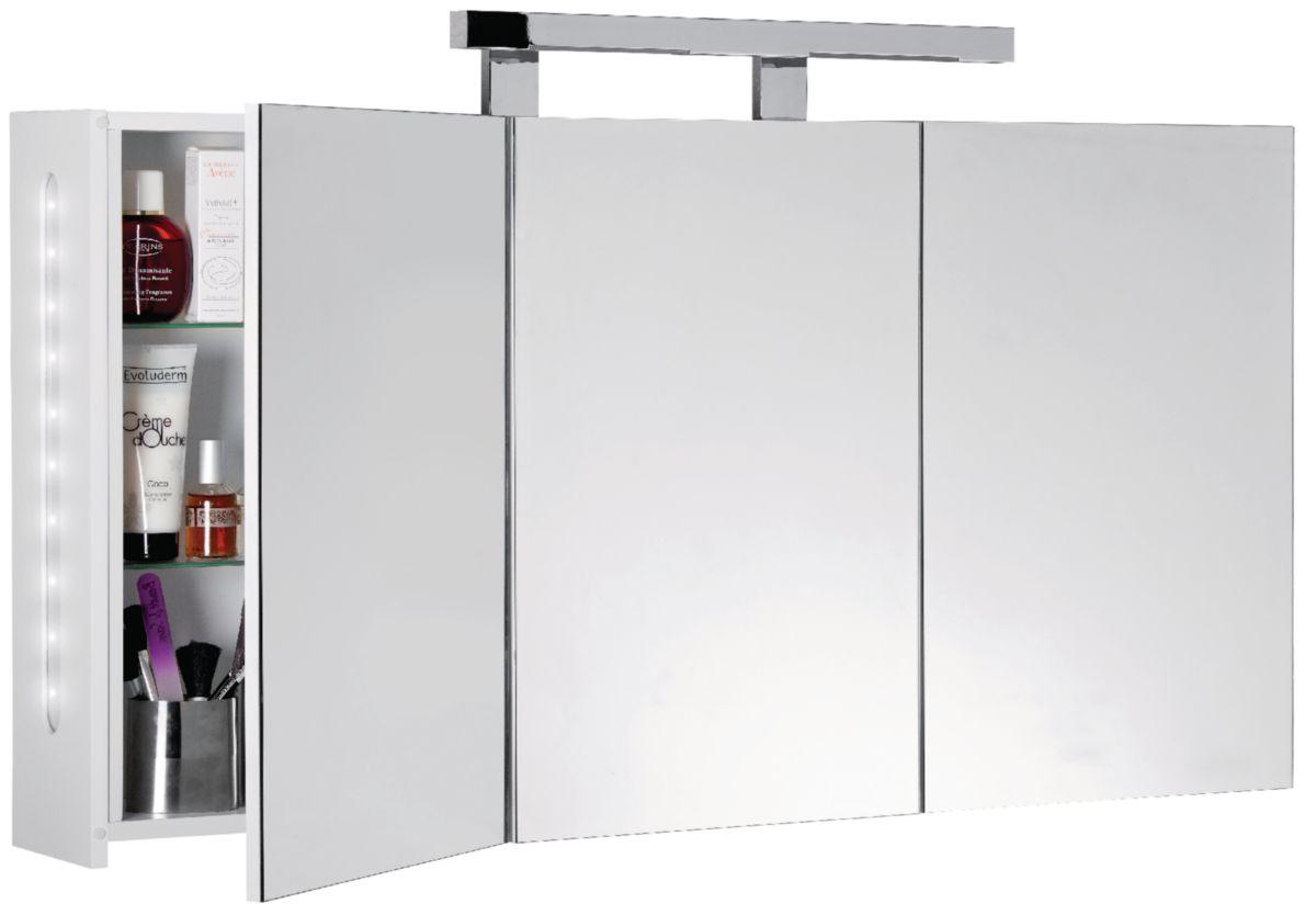 Armoire de toilette TWILIGHT L 120 cm