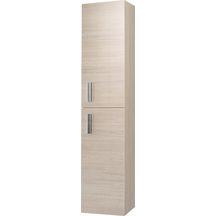 Meuble woodstock 2 tiroirs chene nebraska 90 cm alterna for Meuble 2 tiroirs 60 cm woodstock bois clair