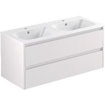 Meuble All Day sous-vasque 120 cm double vasque