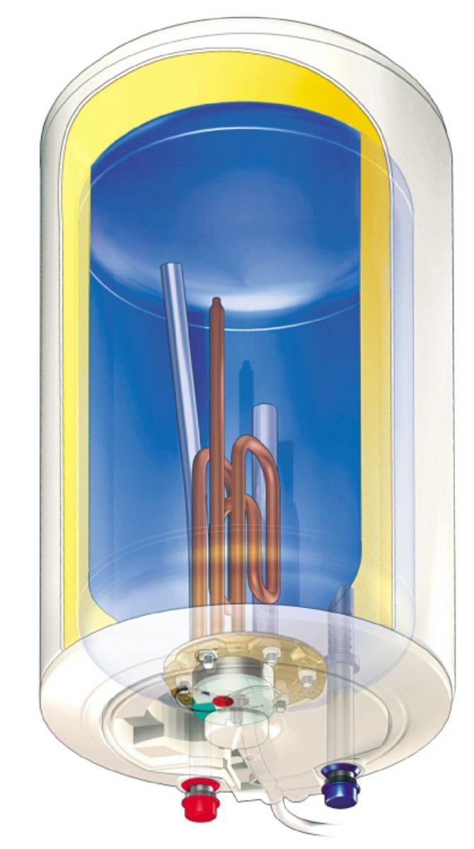 Chauffe-eau électrique bloc sous évier 15 litres COREMAIL classe énergétique C réf. 89599013