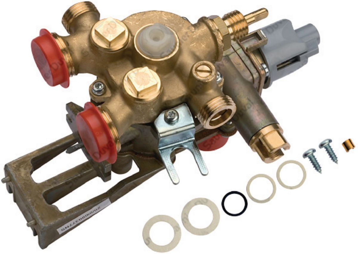 Mécanisme gaz sans régulateur sans régulateur Réf. 5373800
