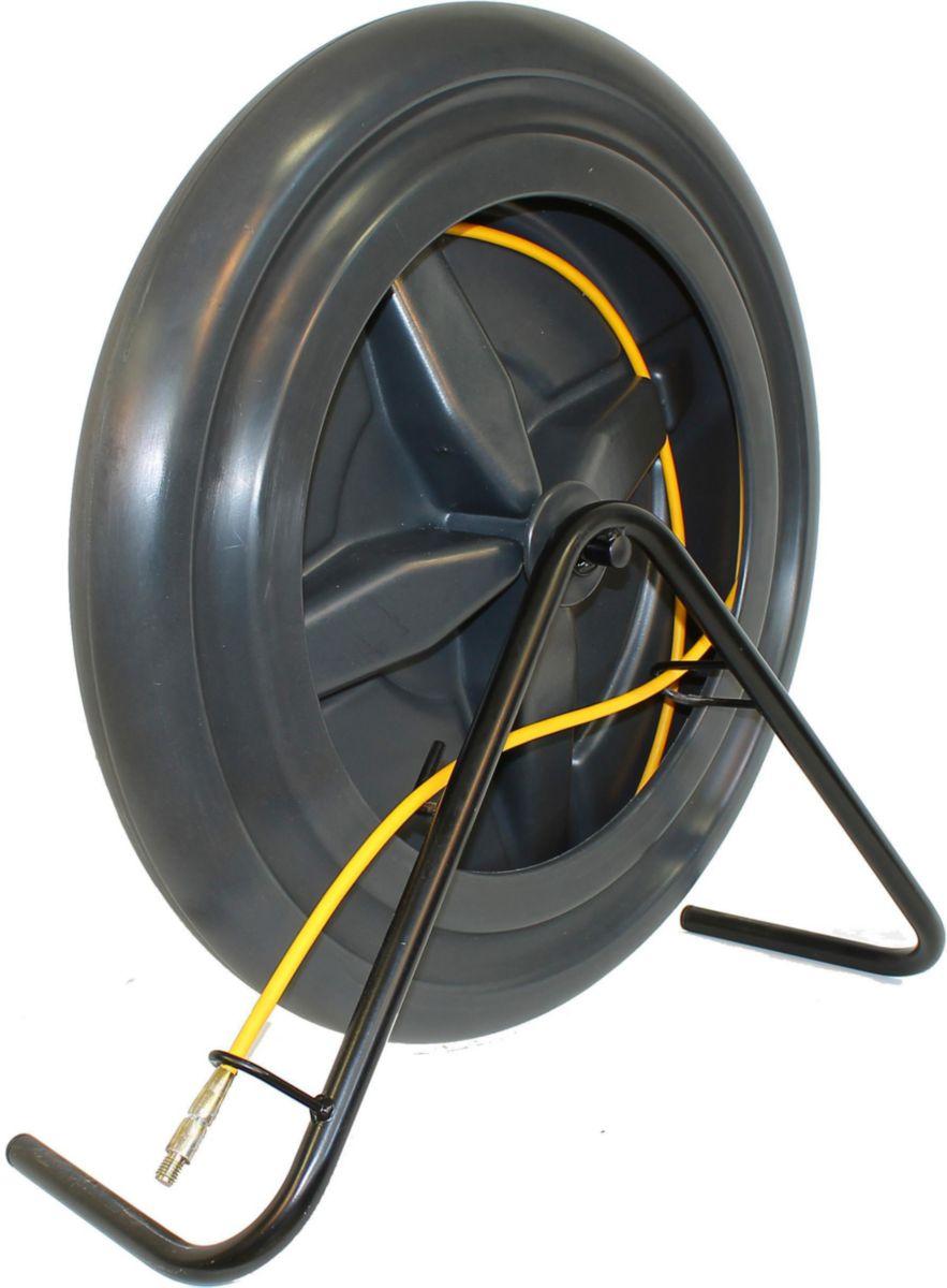 d rouleur fibre 9mm lg 20m flexonet 20 9 permet d 39 effectuer vacuit nettoyage des vmc r f 2099. Black Bedroom Furniture Sets. Home Design Ideas
