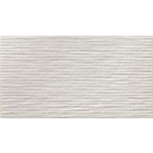 Carrelage mural int�rieur fa�ence My Wall White T-Wall - 25x46 cm