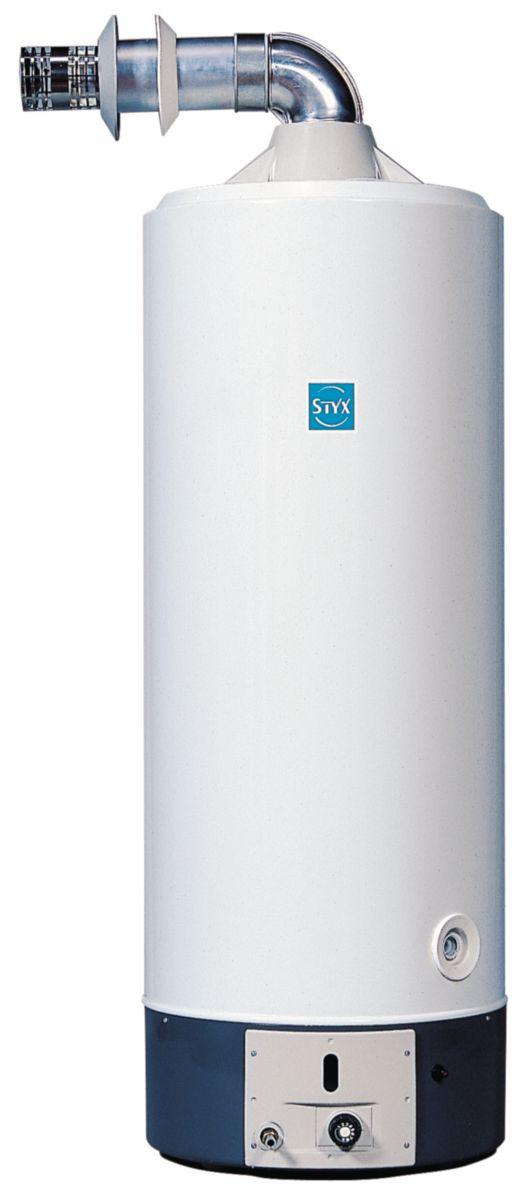 Générateur ECS gaz mural. anode magnésium SFB MAX 100 V E 5.5 kW 100 L GN, Classe énergétique A 7327 réf. 007327
