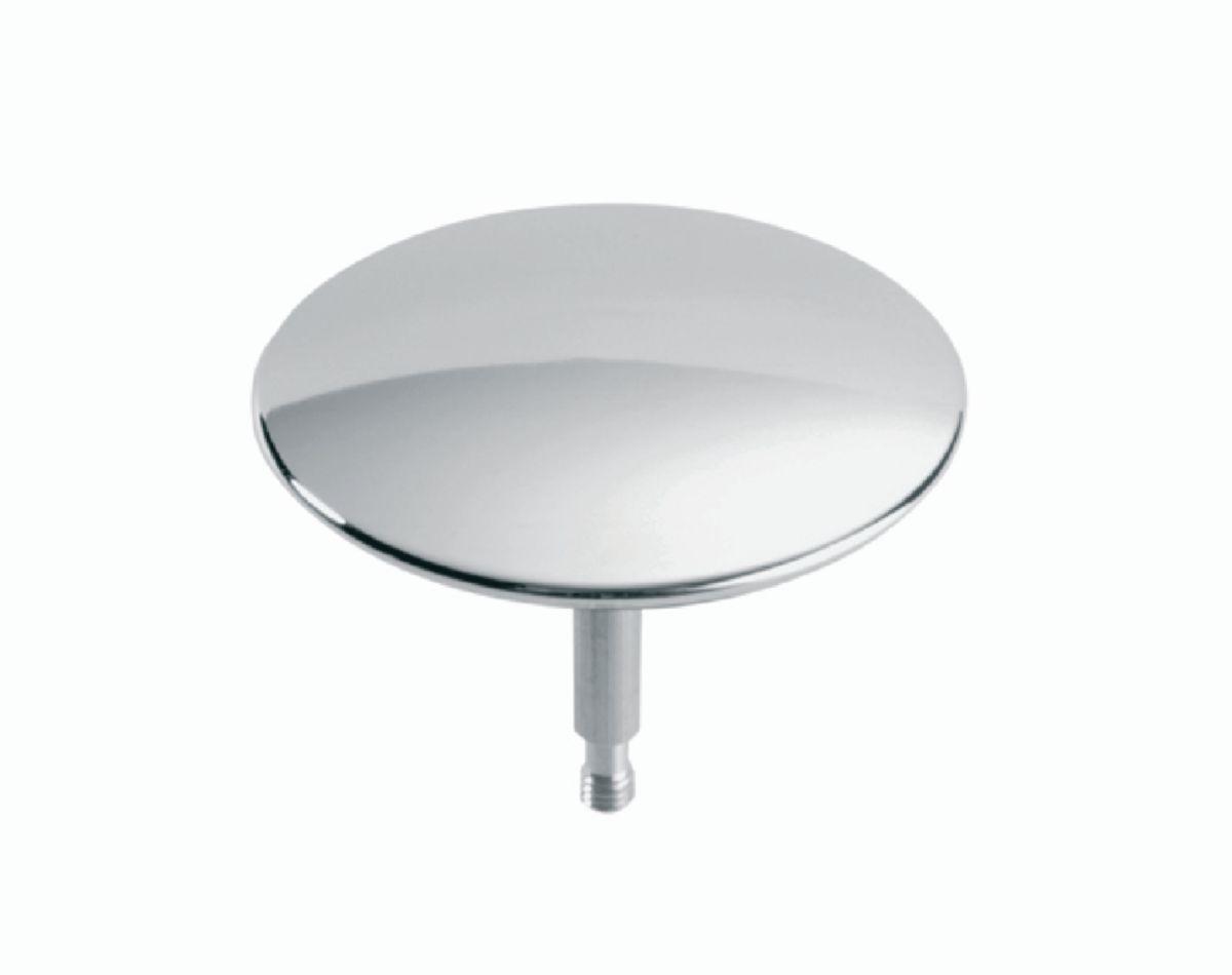 Clapet de vidage baignoire (ABS) avec grille et vis pointeau Réf D90A300AA