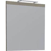 Miroir led PLENITUDE, L70 cm