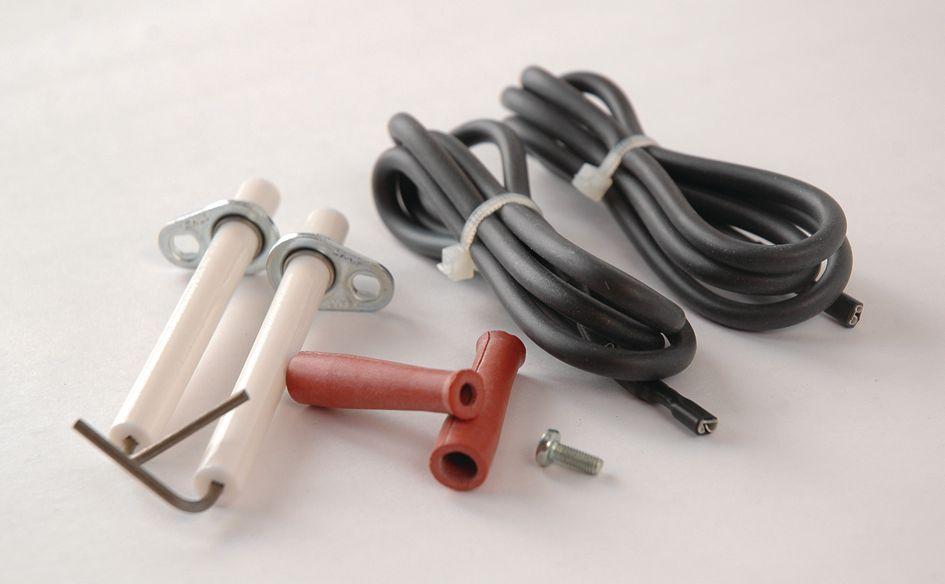 Electrode d'allumage ensemble Réf. 60084496