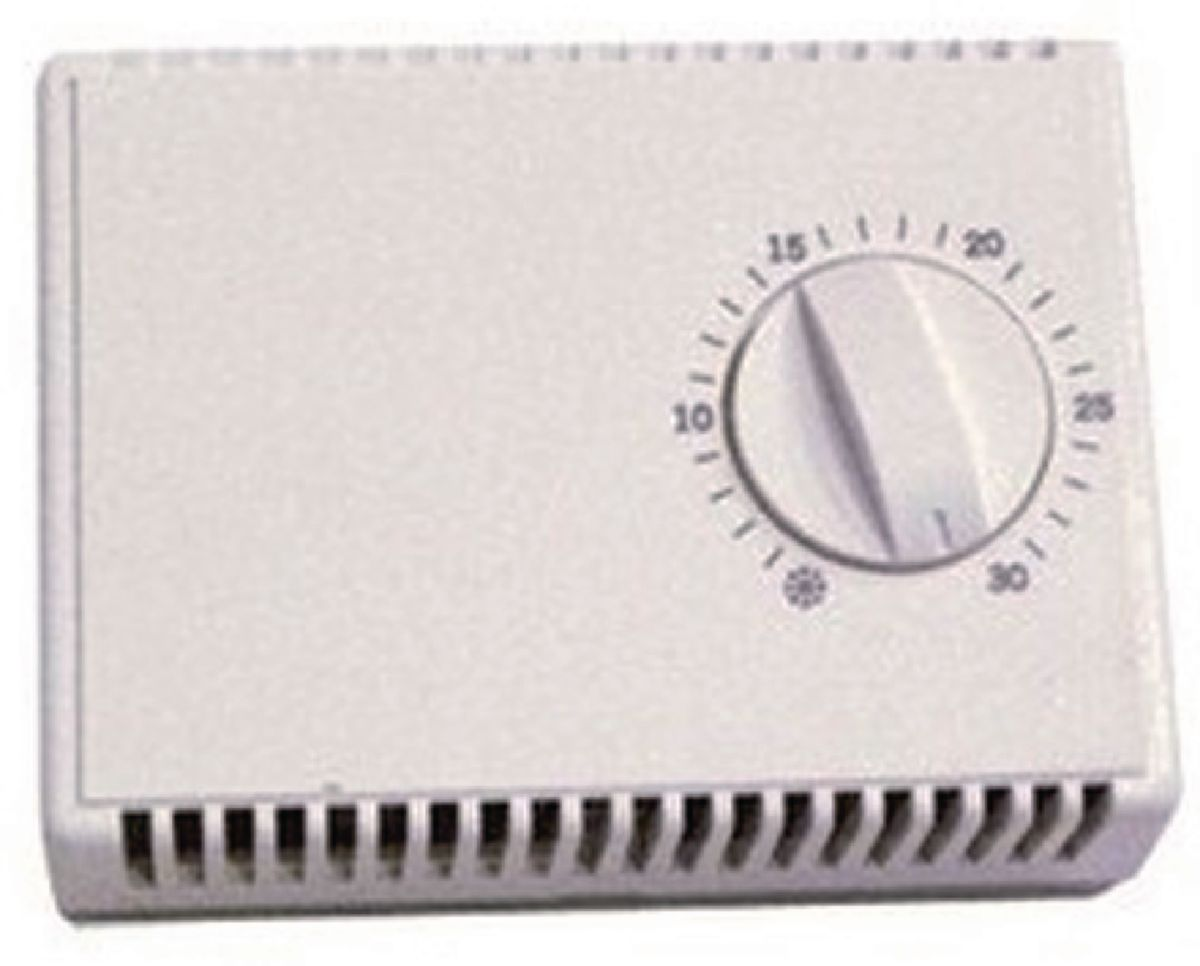 Thermostat d'ambiance simple réf. 072121