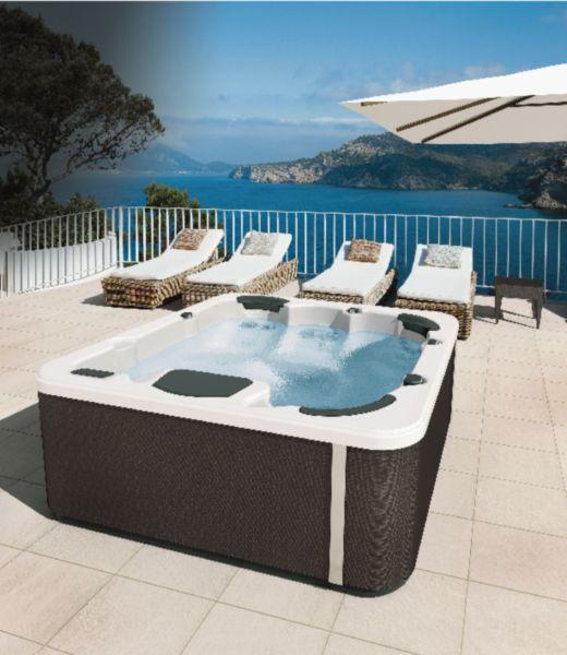 Happy spa tout compris 5 places