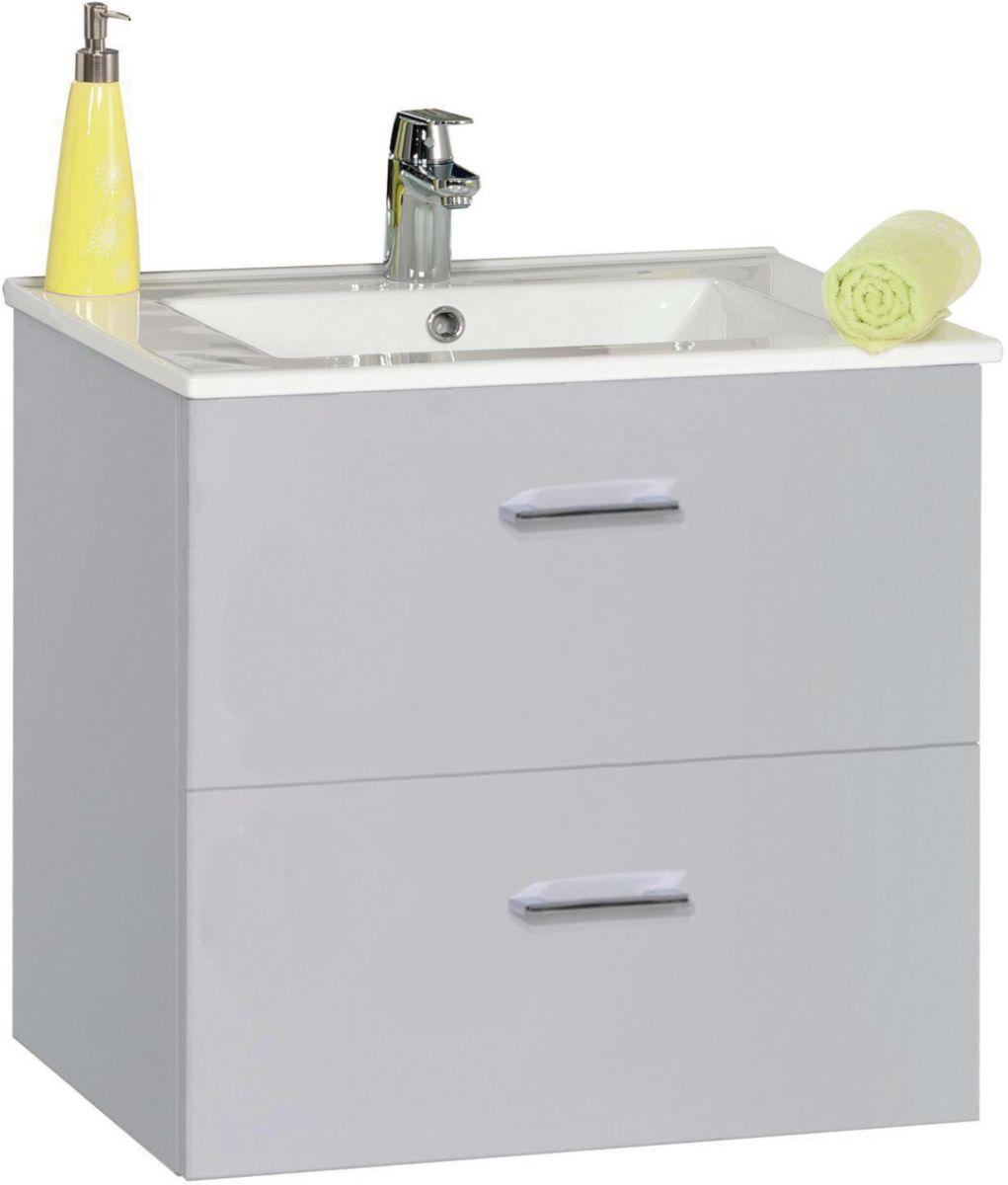 Meuble vasque salle de bain cedeo meuble vasque cedeo for Meuble sanitaire