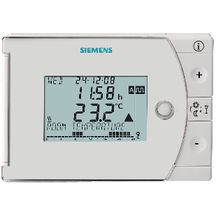 Thermostat d'ambiance digital programmable avec horloge journali�re R�f BPZ:REV13-XA