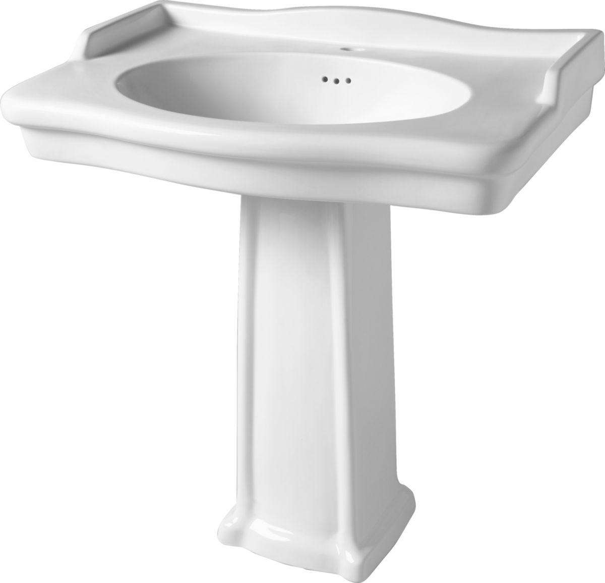 colonne pour lavabo antica blanc alterna. Black Bedroom Furniture Sets. Home Design Ideas
