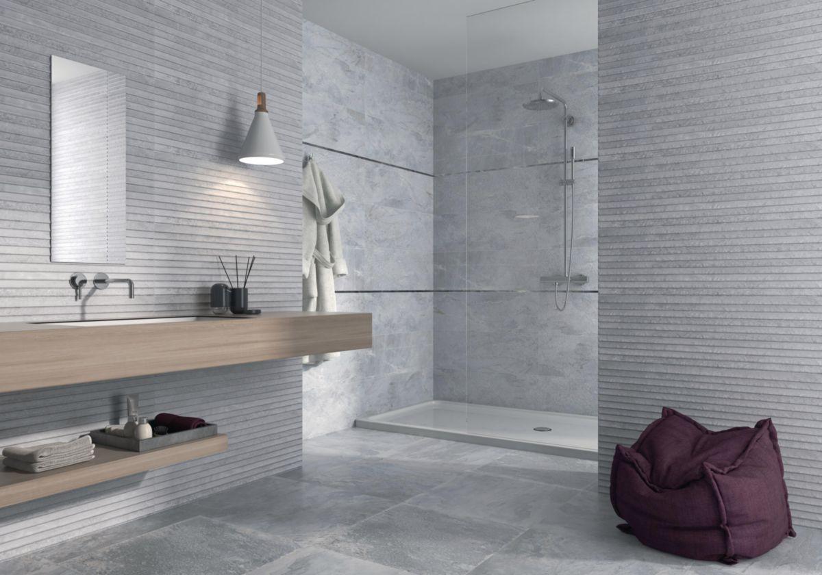 Carrelage Mural Int Rieur D Cor Nature Concept Grey 30×90 Cm