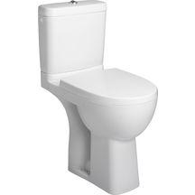 cuvette wc sur lev e ove blanche sortie vario r f 19967w 00 jacob delafon sanitaire cedeo. Black Bedroom Furniture Sets. Home Design Ideas