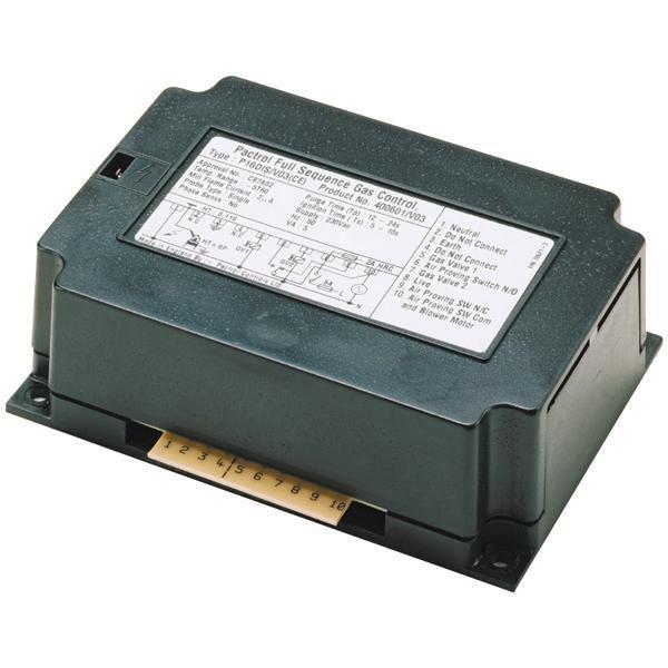 Boîtier P16 H I-J 409702 Réf. PAC40085