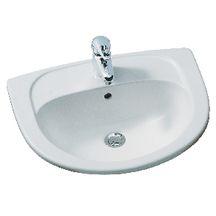 Vasque à encastrer CONCERTO ronde