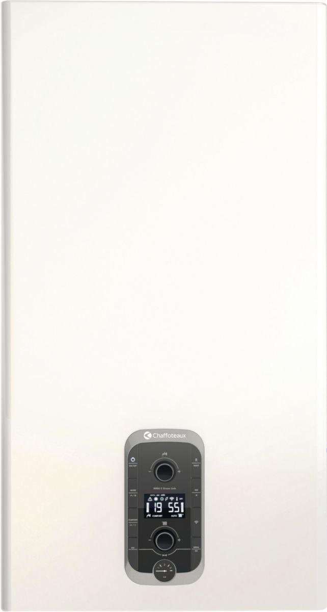chaffoteaux chaudi re murale gaz condensation avec ecs. Black Bedroom Furniture Sets. Home Design Ideas