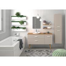 Meuble salle de bain HYGGE 130 cm