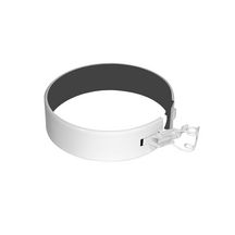 Collier clamp d125 blanc 702690