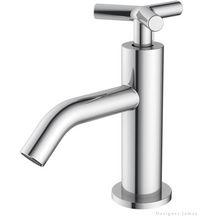 Robinet lave mains design croix eau froide alterna sanitaire brossette - Robinet lave main eau froide ...