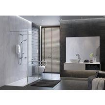 receveur de douche simple braddan extra plat poser ou encastrer 100x70 cm blanc r f. Black Bedroom Furniture Sets. Home Design Ideas