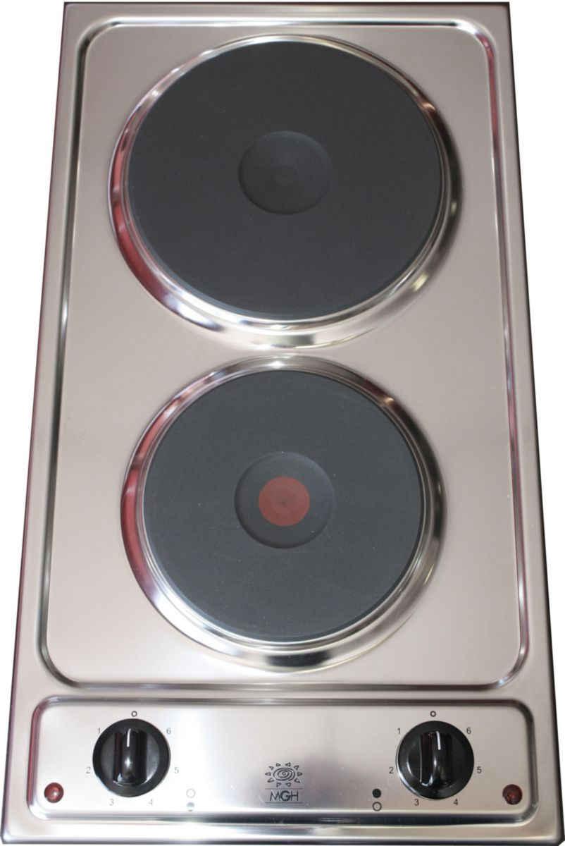 moderna domino lectrique 2 x 1500 watts 1 plaque. Black Bedroom Furniture Sets. Home Design Ideas
