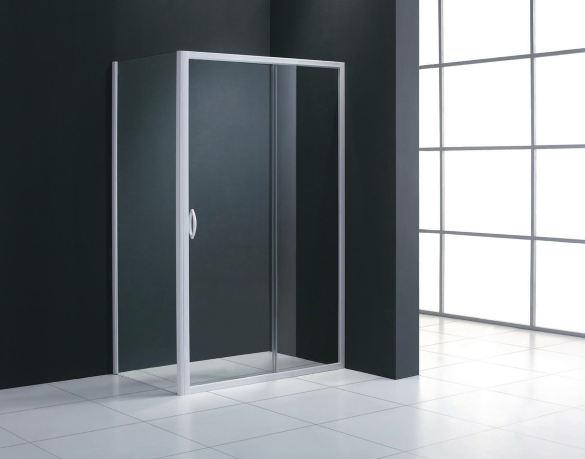 paroi de douche 115 cm