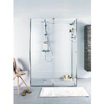 paroi de douche coulissante pureday 180 cm gauche alterna sanitaire brossette. Black Bedroom Furniture Sets. Home Design Ideas