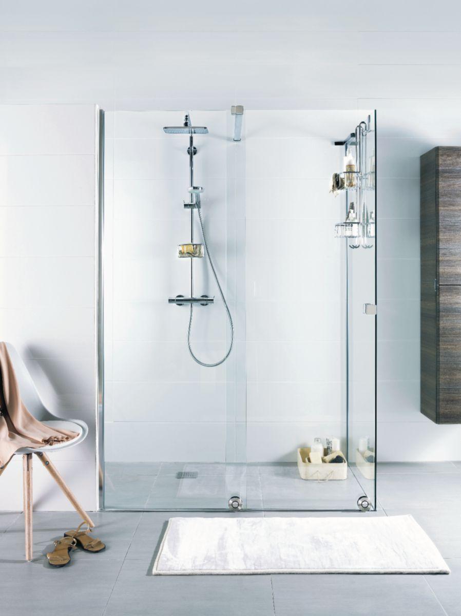 alterna paroi de douche coulissante pureday 120 cm. Black Bedroom Furniture Sets. Home Design Ideas