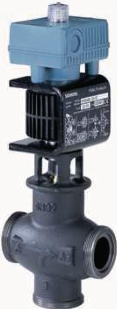 Vanne magnétique eau chaude/eau froide MXG461.15 - 3.0 réf. BPZ: MXG461.15-3.0