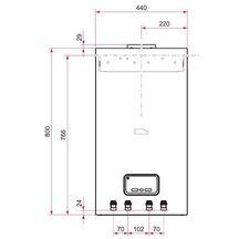 chaudi res gaz themafast c25 25 kw classe nerg tique c b r f 0010015383 saunier duval. Black Bedroom Furniture Sets. Home Design Ideas