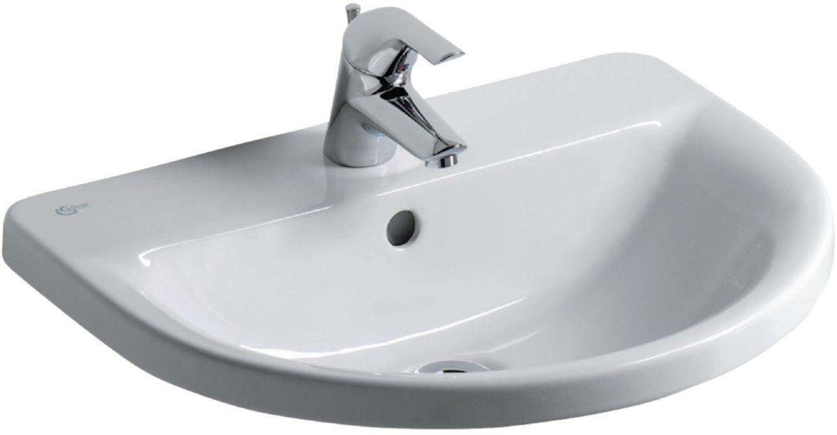 vasque a encastrer Vasque à encastrer CONNECT ARC 55 x 47,5 x 17,5 cm en ...