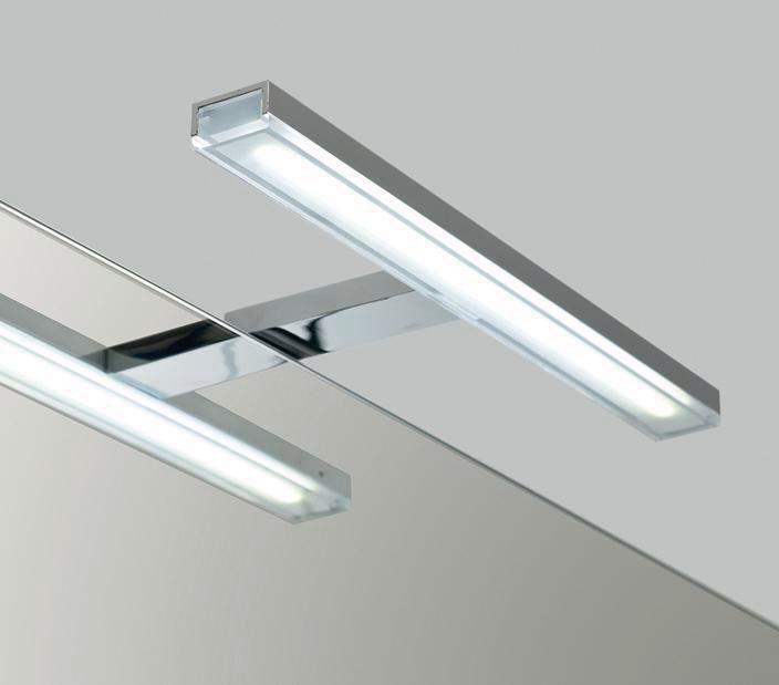 NEOVA Applique LED 3 W classe II IP44 ANGELO / COMBI : réf. A2305637