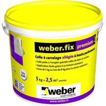 Adhesif Hautes Performances Et Allege Pour Carrelage D2 ET Weberfix Premium2 Weber
