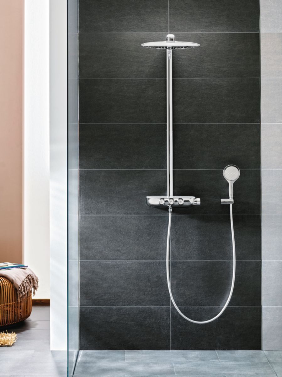 Colonne De Douche Rainshower Smartcontrol Systeme De Douche 2 Jets